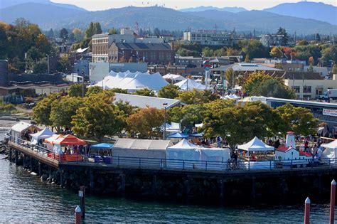 port angeles washington dungeness crab seafood festival wa realfoodtraveler