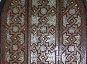 le travail du bois dans la d 233 co marocaine trucs et deco