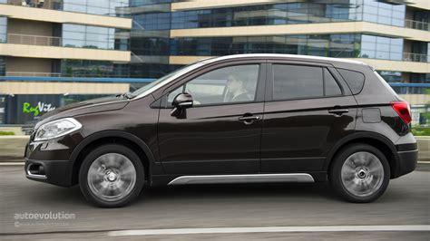 Suzuki Sx4 Cross Review 4 Wheel Drive 2014 Autos Post