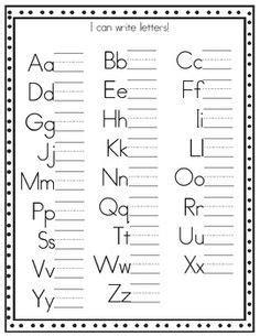 printable font catalog alphabet handwriting worksheets for kindergarten crystal