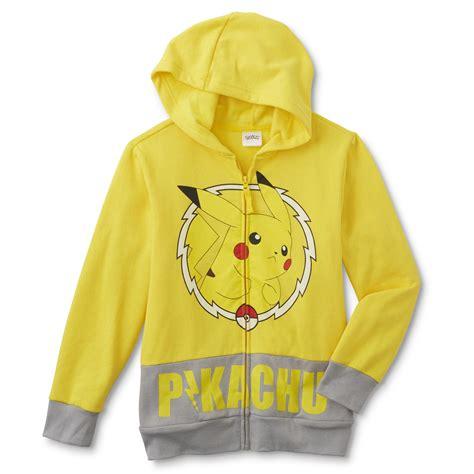 Hoodie Recaro Pikachu Usa