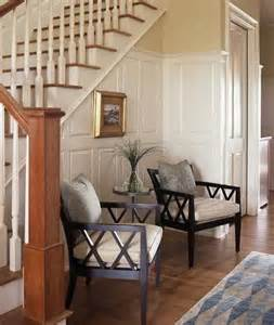 Foyer Seating Area Ideas Stairs Shelving Design Ideas