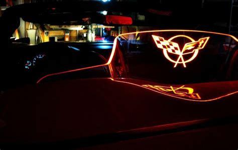 corvette c5 lights lettering southerncarparts com