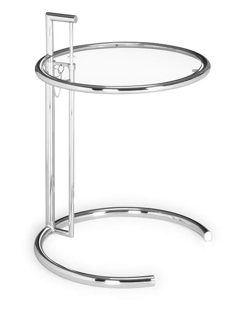 zuo modern eileen grey side table tempered glass by oj