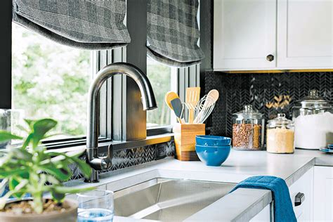 Experts Share Their Top Kitchen Design Trends For 2017 Kitchen Sink Trends