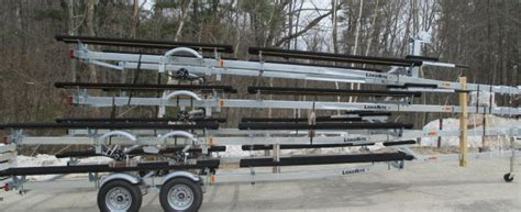 used boat trailers in nh new load rite ep2224t3000 pontoon trailer granite state