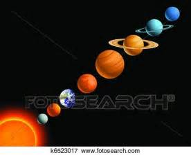 Galaxy Wall Murals clip art of solar system k6523017 search clipart