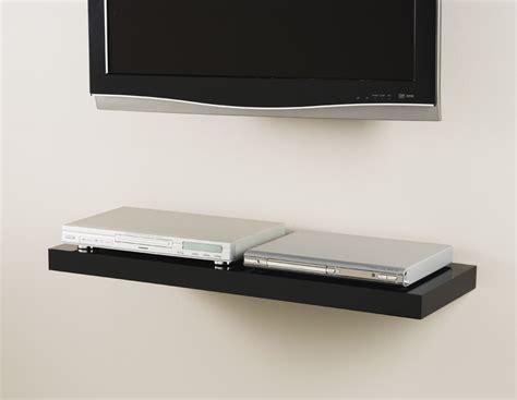 floating media shelves floating shelf kit topshelf