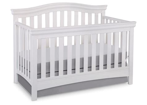 bennington curved 4 in 1 crib delta children s products