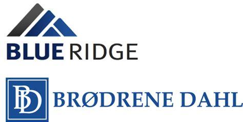 Blue Ridge Plumbing by Brodrene Dahl Selects Blue Ridge For Supply Chain Analytics