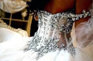 Honeymoon Corset Corset Wedding Dresses Bling Uk Pictures Fashion Gallery
