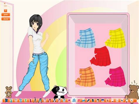 Girl dress up games online for free