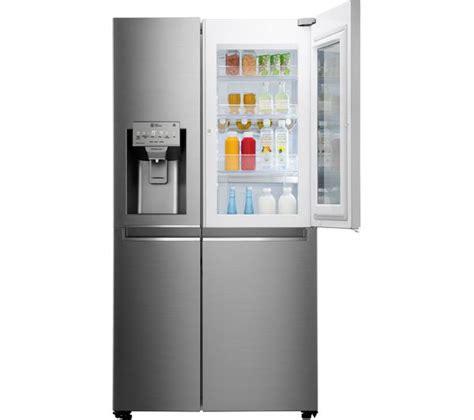 Kulkas Lg Shine buy lg gsx961nsaz american style fridge freezer shine