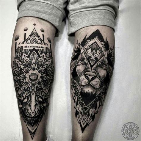 best 25 geometric tattoos men ideas on pinterest