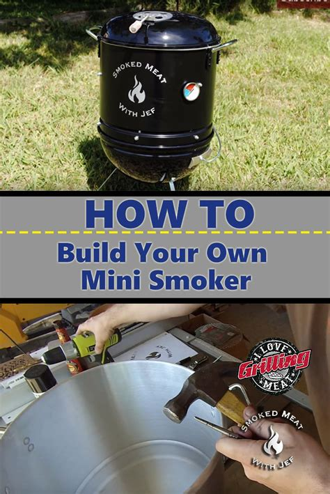 how to make your own pit 25 best ideas about build your own smoker on