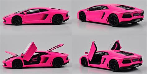 Pink And Black Lamborghini Image Gallery Pink Lambo 2014