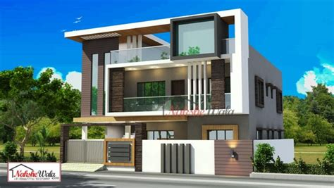 Front Elevations Of Indian Economy Houses | 28 front elevations of indian economy houses 3d