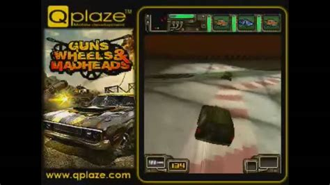 download youtube s60v3 guns wheels and madheads 3d hd mobile game free