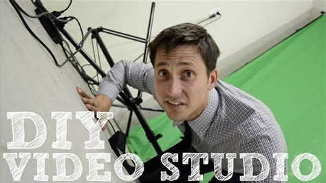 film set it up diy video studio how to set up your home film studio