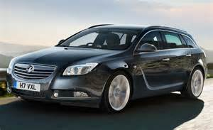 Used Vauxhall Insignia Sports Tourer Car And Driver