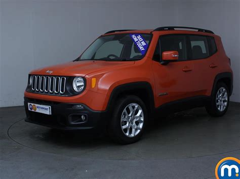 jeep renegade hatchback used jeep renegade for sale second nearly cars