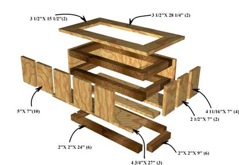 woodworking projects planters free ideas pdf ebook