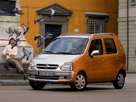 Opel Agila by Opel Agila 2000 2001 2002 2003 Autoevolution