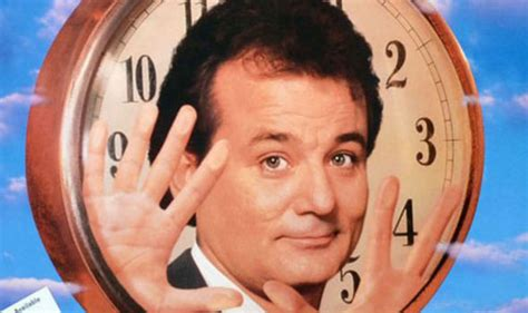 groundhog day time loop groundhog day why bill murray hated it and didn t speak