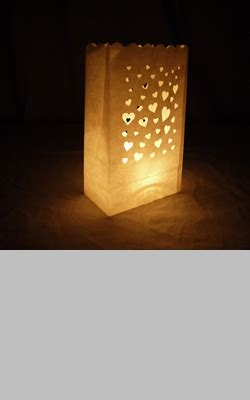 buy luminary bags paper bag lanterns paperlanternstore com