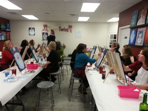 paint with a twist grant ave painting with a twist 20 photos classes 7348