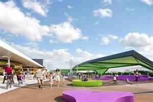 Project Houses sport park pozna open architekci