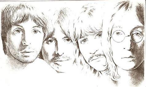 imagenes unicas de the beatles dibujos de los beatles en deviantart taringa