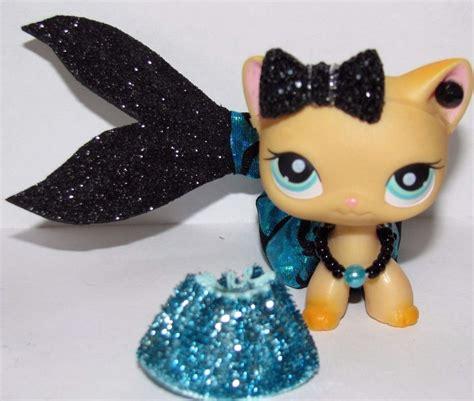 mermaid l for sale littlest pet shop clothes lps accessories custom mermaid