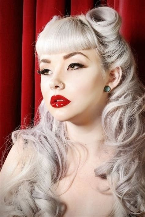 hairstyles to pin up bangs 5 vintage wedding hairstyles art deco design