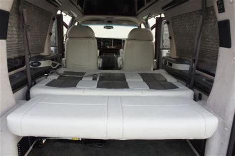 van sofa beds for sale buy used regency hi top conversion van flat tv dvd chrome