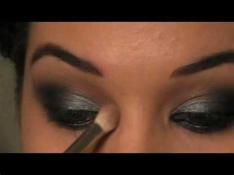 tutorial makeup smokey eyes pengantin lea michele smokey eye makeup tutorial eman youtube