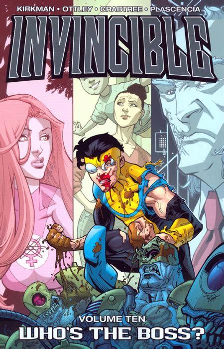 Invincible Tp Vol 06 Different World Image Comics invincible tp vol 10 whos the