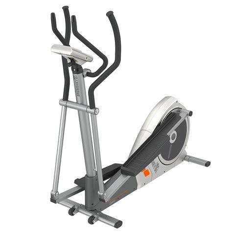 Alat Fitness Cross Trainer bremshey fitness orbit 16 inch elliptical crosstrainer sweatband