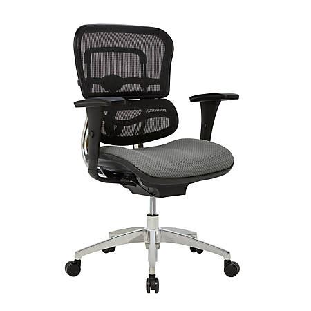 workpro chairs workpro 12000 series ergonomic mid back meshfabric chair