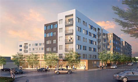 syracuse university housing cube 3 studio architecture interiors planning construction starts on big student