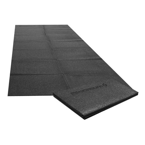 Trainer Mat by Folding Trainer Mat