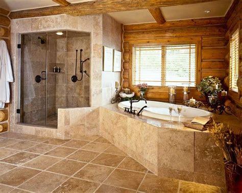 log home bathroom ideas 1000 ideas about log home bathrooms on cabin