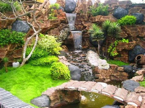 backyard wall fountains wall fountain garden5 landscaping gardening ideas