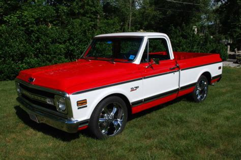 truck bed cers for sale 1969 chevy c10 short bed pickup new nut bolt restoration