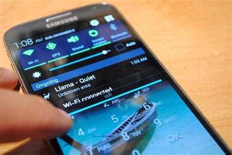 pattern unlock galaxy s4 how to access your notifications from the pattern or pin