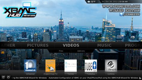 epl xbmc cord cutters rejoice xbmc now sets itself up with a