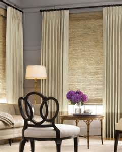 drapes with shades shades with curtains