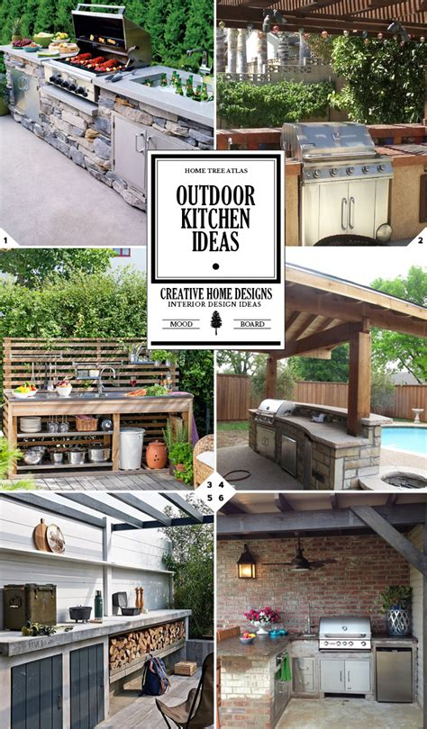 small outdoor kitchen ideas design your space outdoor kitchen ideas home tree atlas