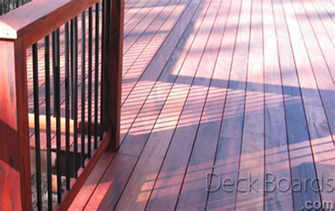 deck boards tigerwood decking