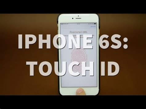 iphone     focus touch id youtube